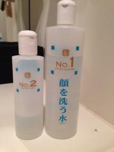 敏感肌・アトピー・乾燥・湿疹で困ってる人向け化粧水&洗顔|No.1顔を洗う水 評価口コミ