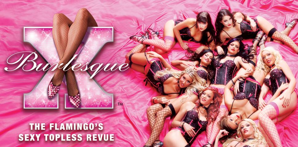 エックスバーレスク(X Burlesque)を見た感想口コミ!チケット購入方法|ラスベガス