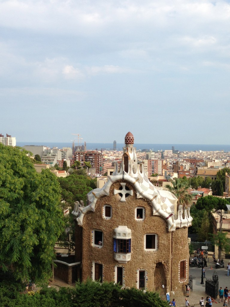 グエル公園に行った感想。行き方|バルセロナ
