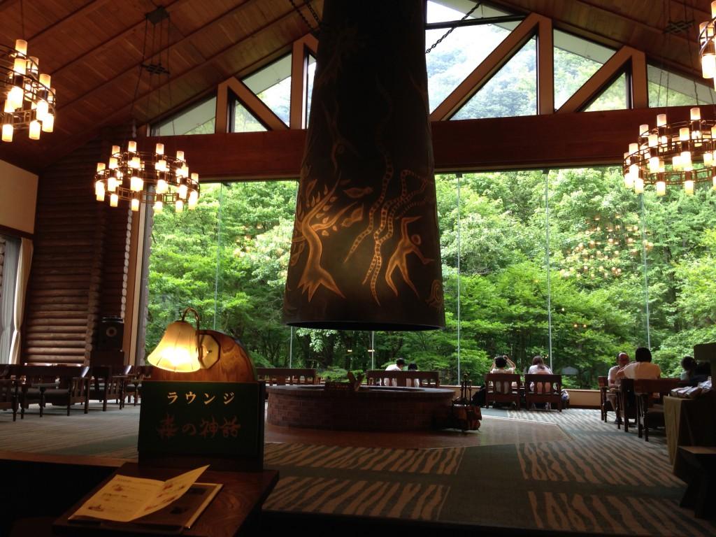 奥入瀬渓流ホテルに宿泊した感想口コミ・行き方