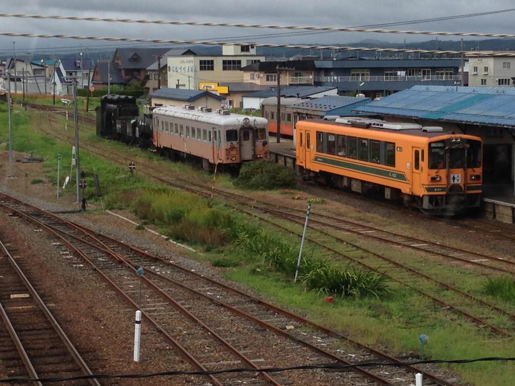 ストウブ列車