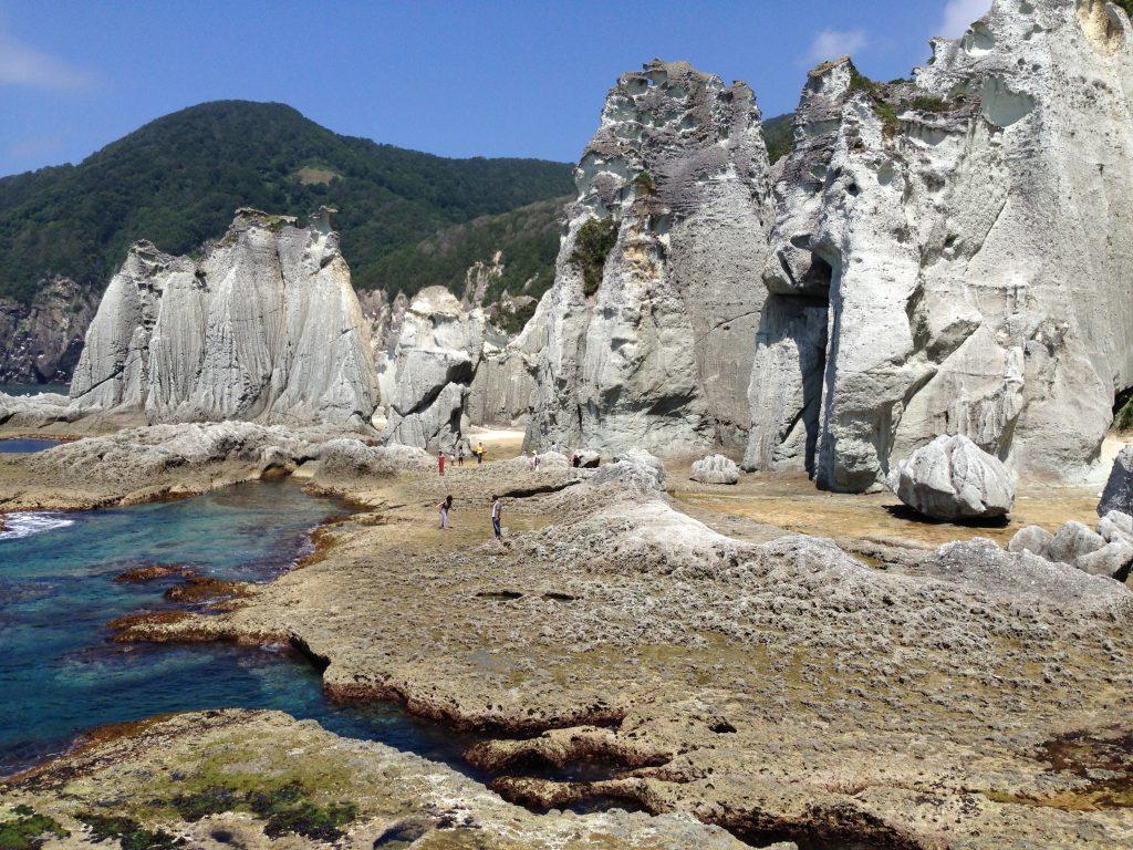 巨大奇岩・仏ヶ浦の行き方・見どころ【散策マップ】青森観光スポット