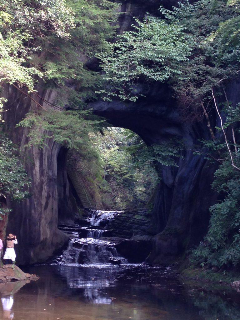 濃溝の滝 プロセスモード