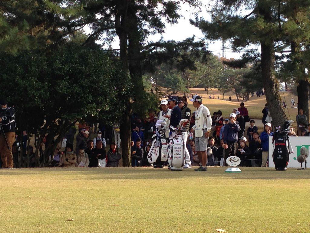 ゴルフのギャラリー見学のルール。服装・注意点