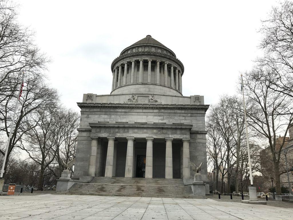 グラント将軍の墓