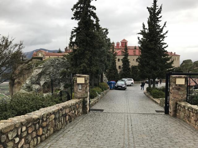 ステファン修道院