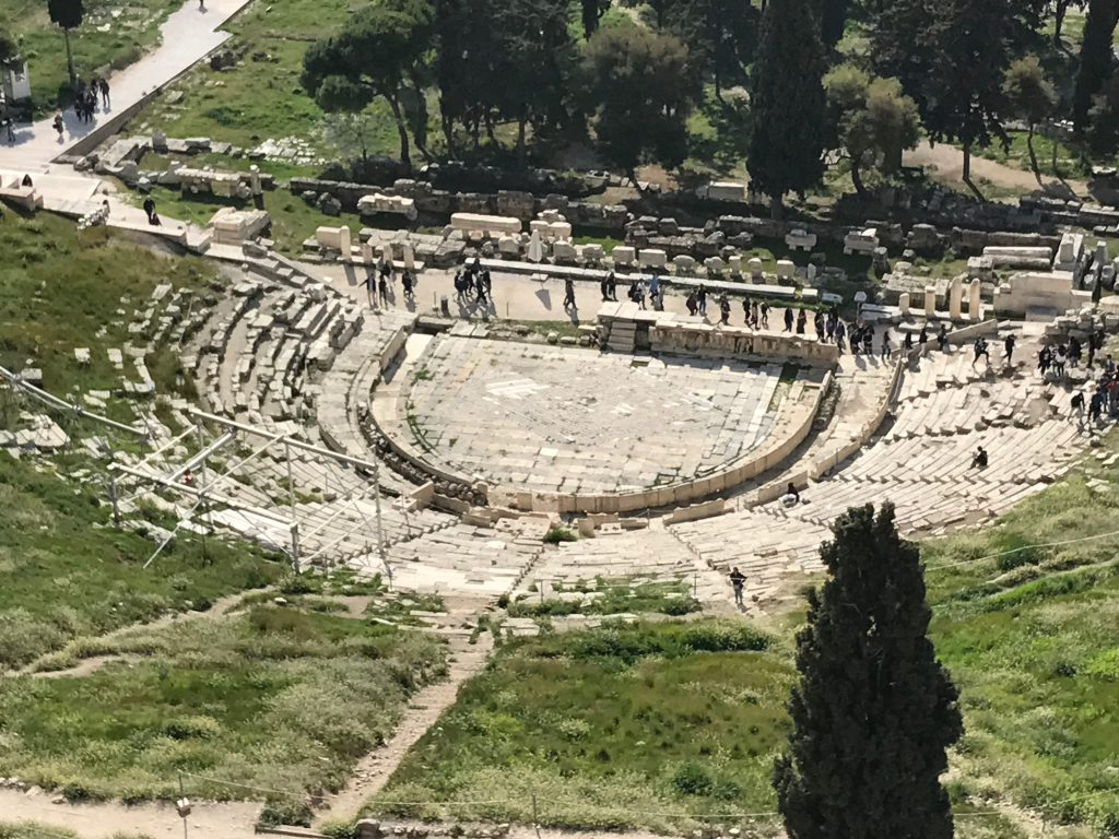 デュオニュソス劇場