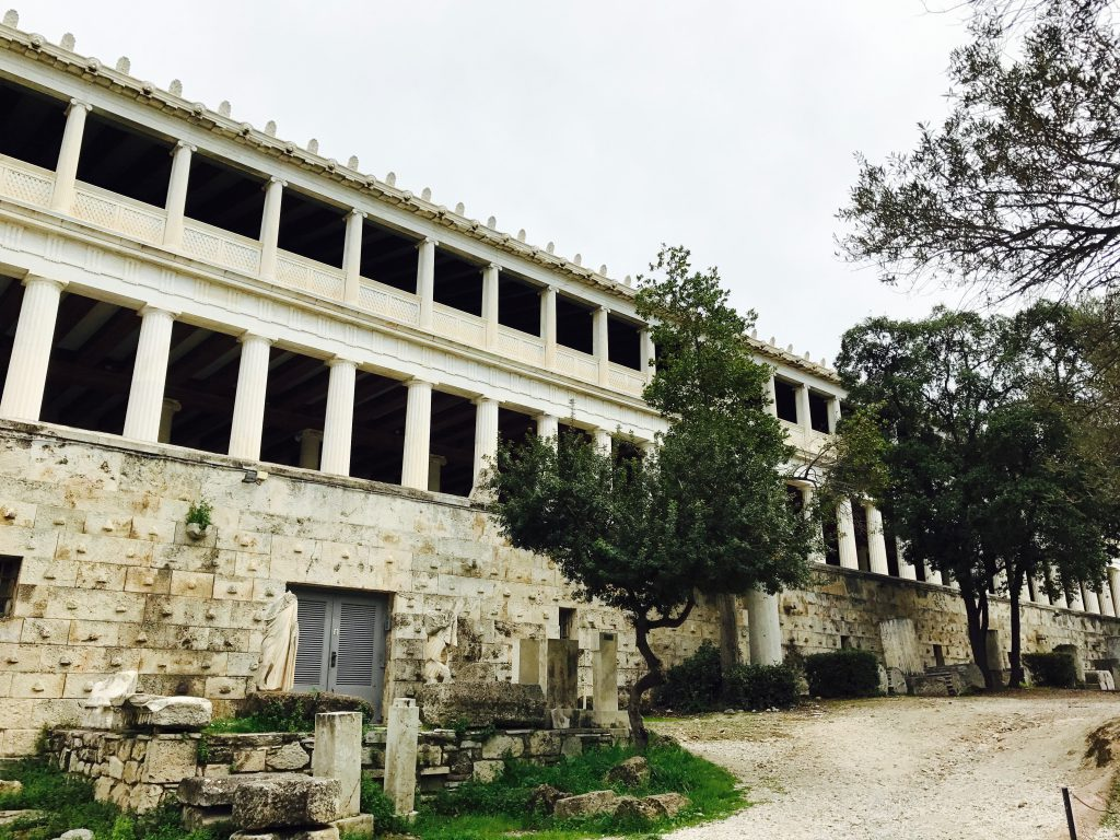アッタロスの柱廊