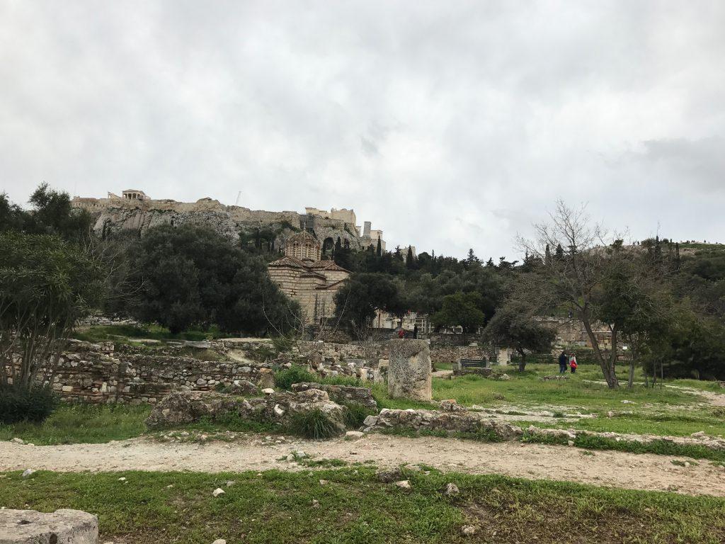 古代アゴラの見どころ・歴史・行き方・チケットまとめ|口コミ評判 アテネ観光