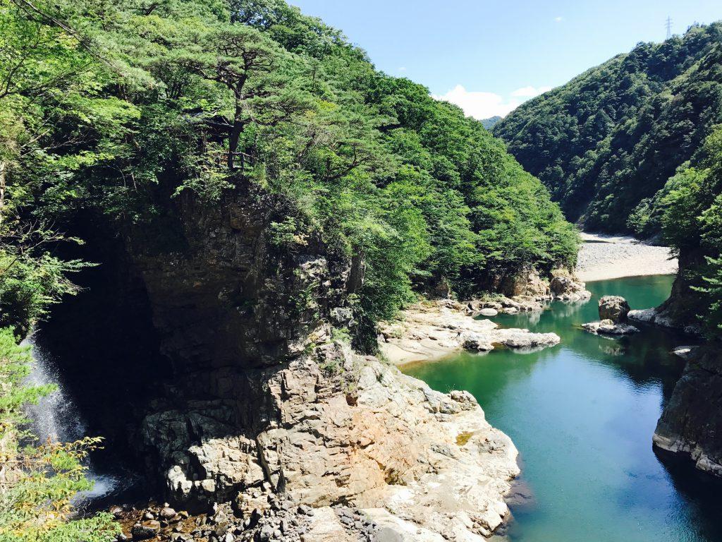 龍王峡+鬼怒川温泉の行き方・服装の注意点|口コミ評判