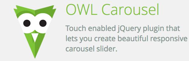 Owl Carouselで1枚ずつスライドするカルーセルの作り方【デモあり】