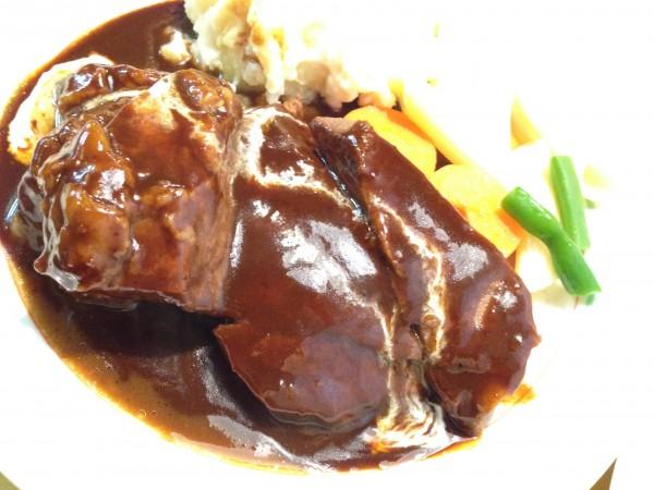 浅草フジキッチンのタン・ビーフシチューが美味しすぎました!評価口コミ