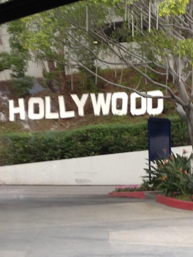 シェラトンのハリウッドサイン