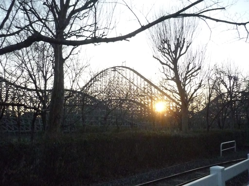 夕日のレジーナ