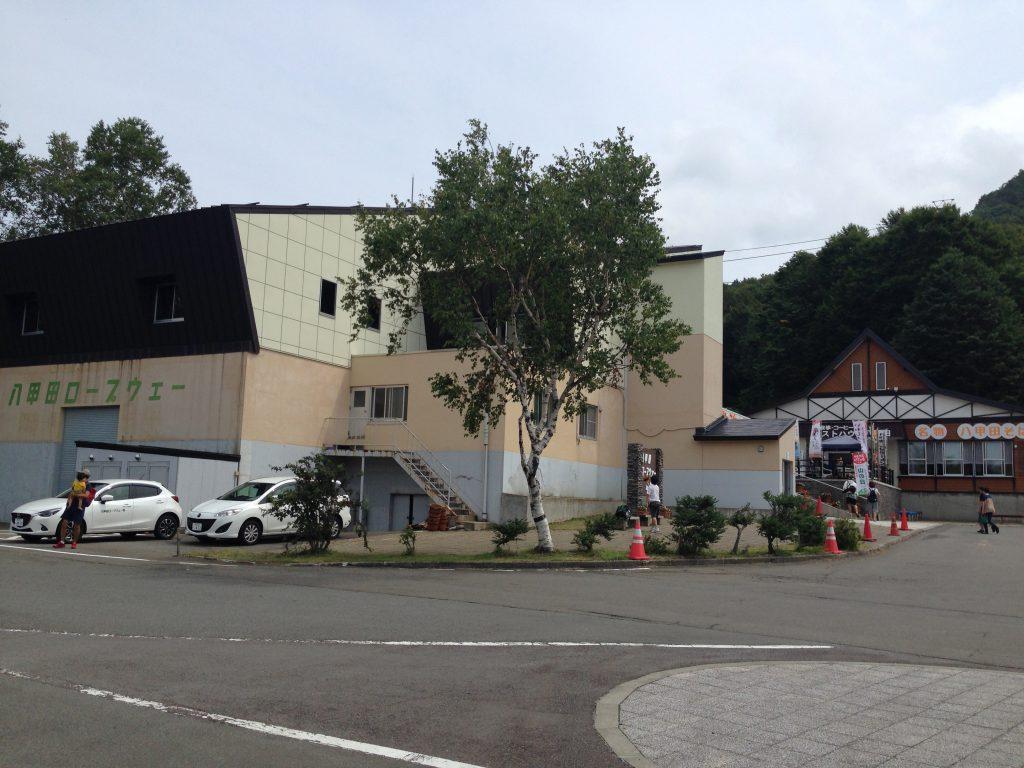 八甲田ロープウェ−