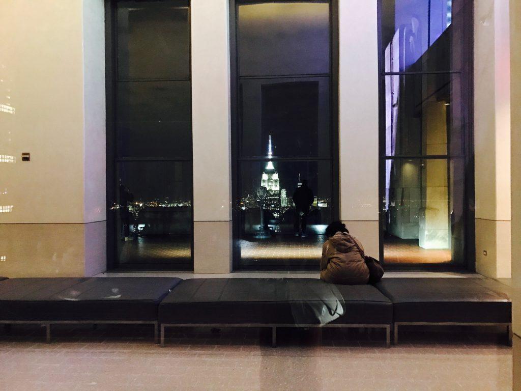 67階の展望台