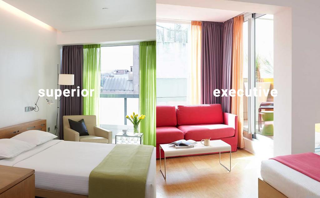 Fresh Hotel(フレッシュホテル)立地は微妙だけど超快適!口コミ評判|アテネ観光