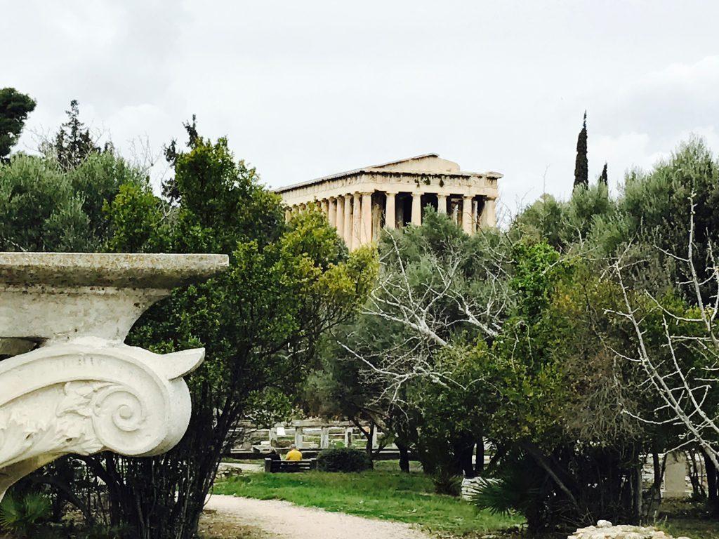 ヘパイストス神殿