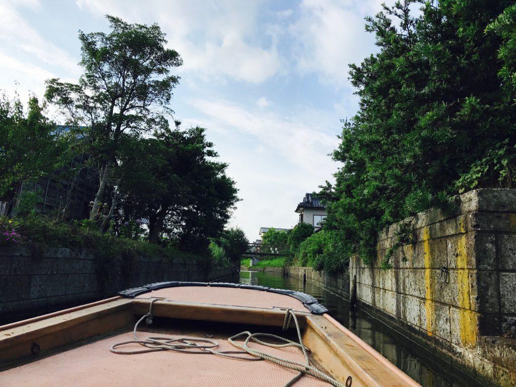 加藤洲十二橋めぐり!千葉県側の発着場・見どころ・口コミ評判|茨城県側の比較