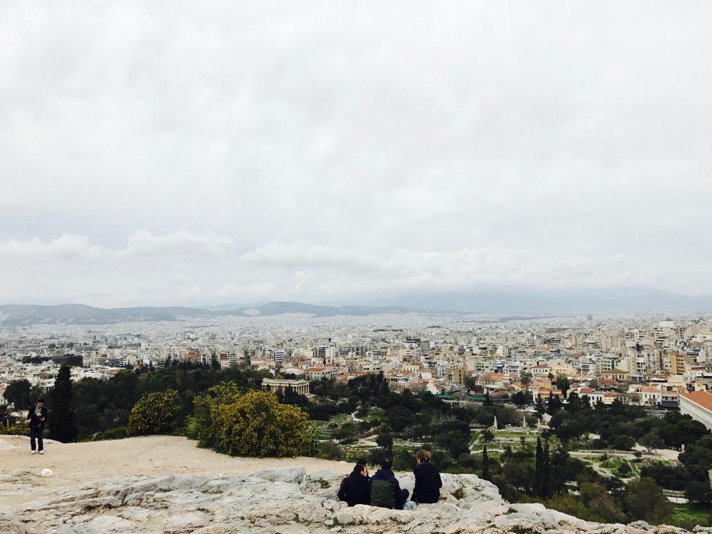 アレオパゴスの丘の景色が素晴らしい!アテネ観光|口コミ評判