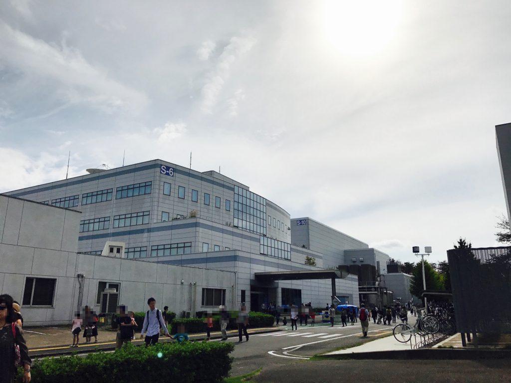 JAXAの施設